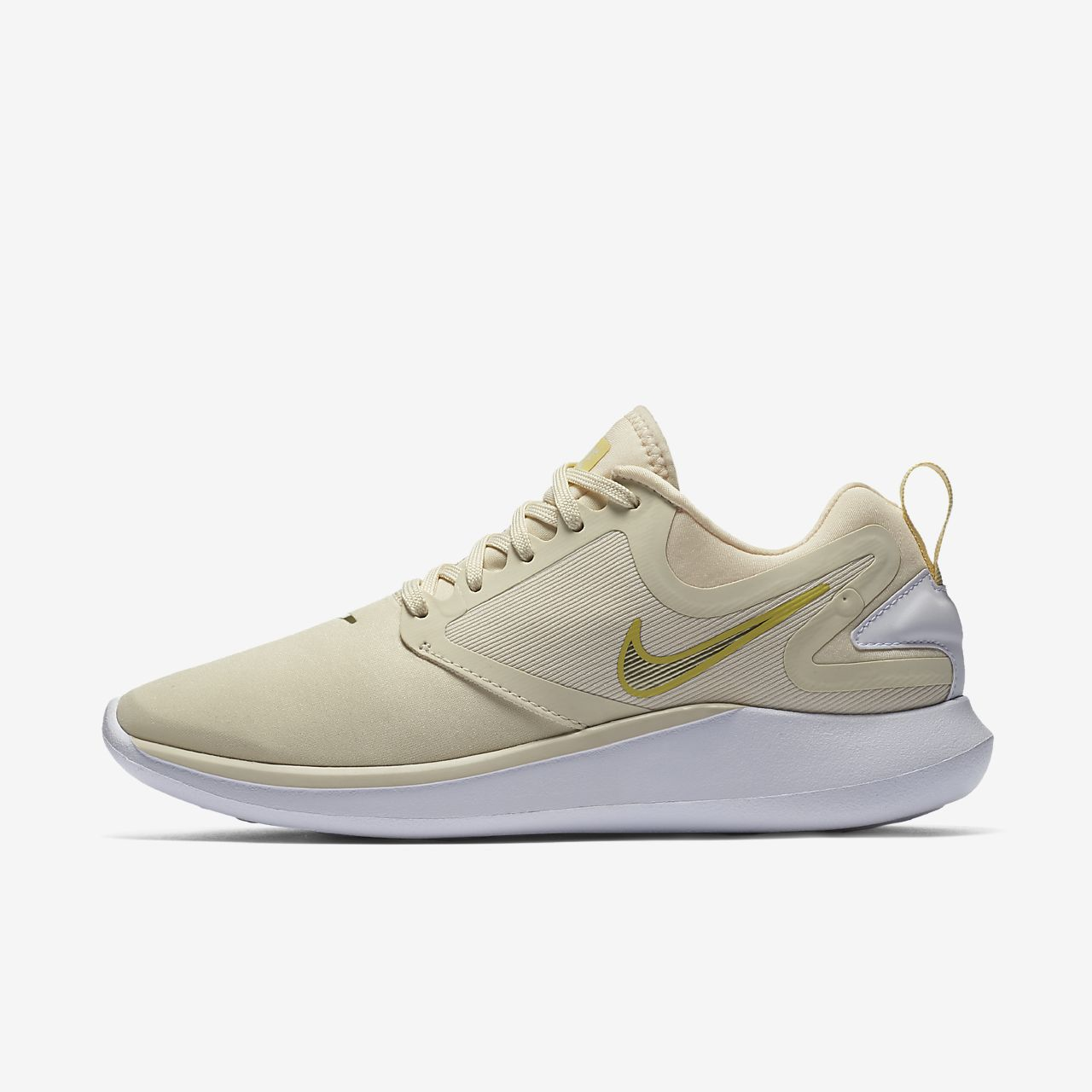 Nike Running - Lunarsolo - Baskets - Noir et blanc g7dctOB