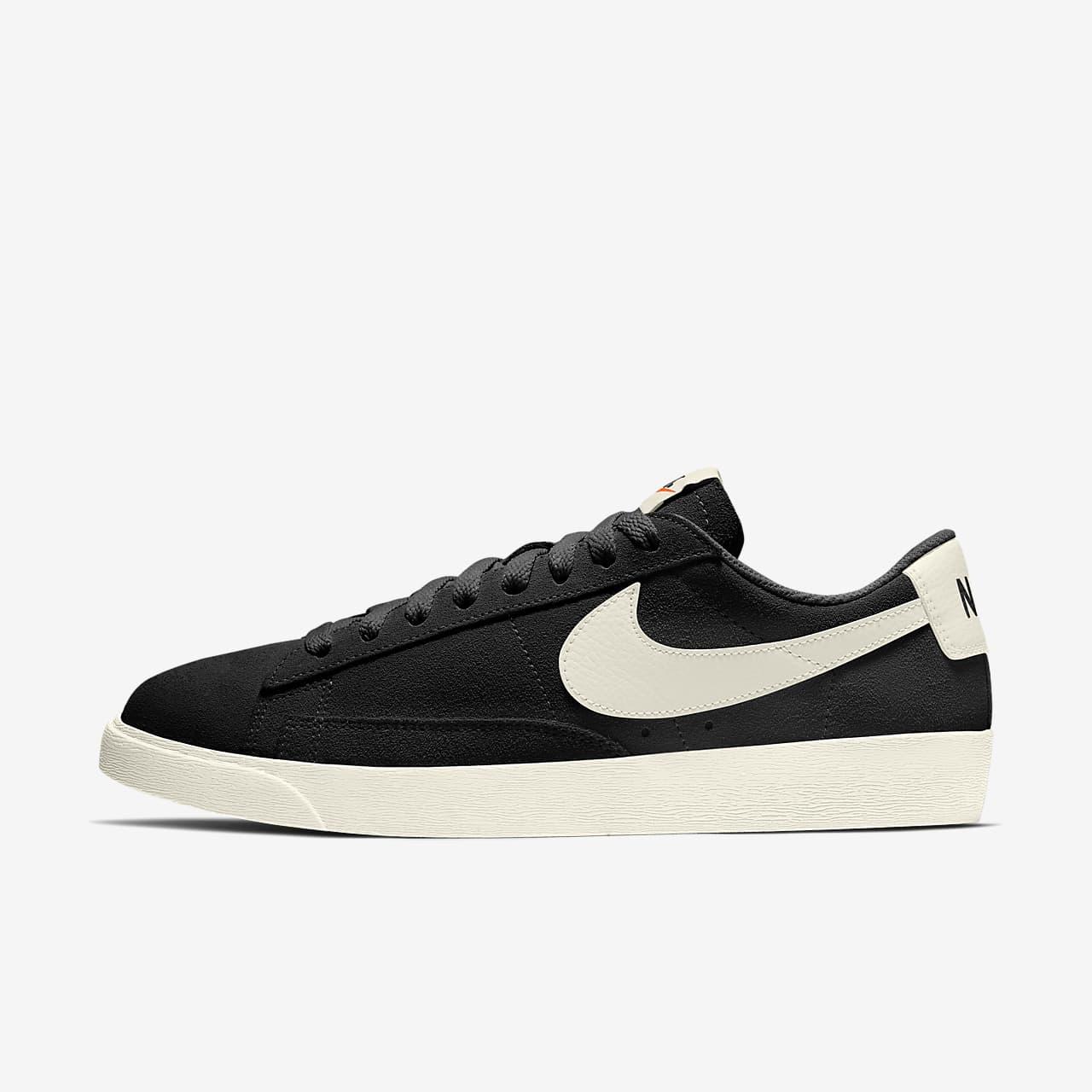 pretty nice 7d24e 5da83 Nike Blazer Low Suede-sko til kvinder