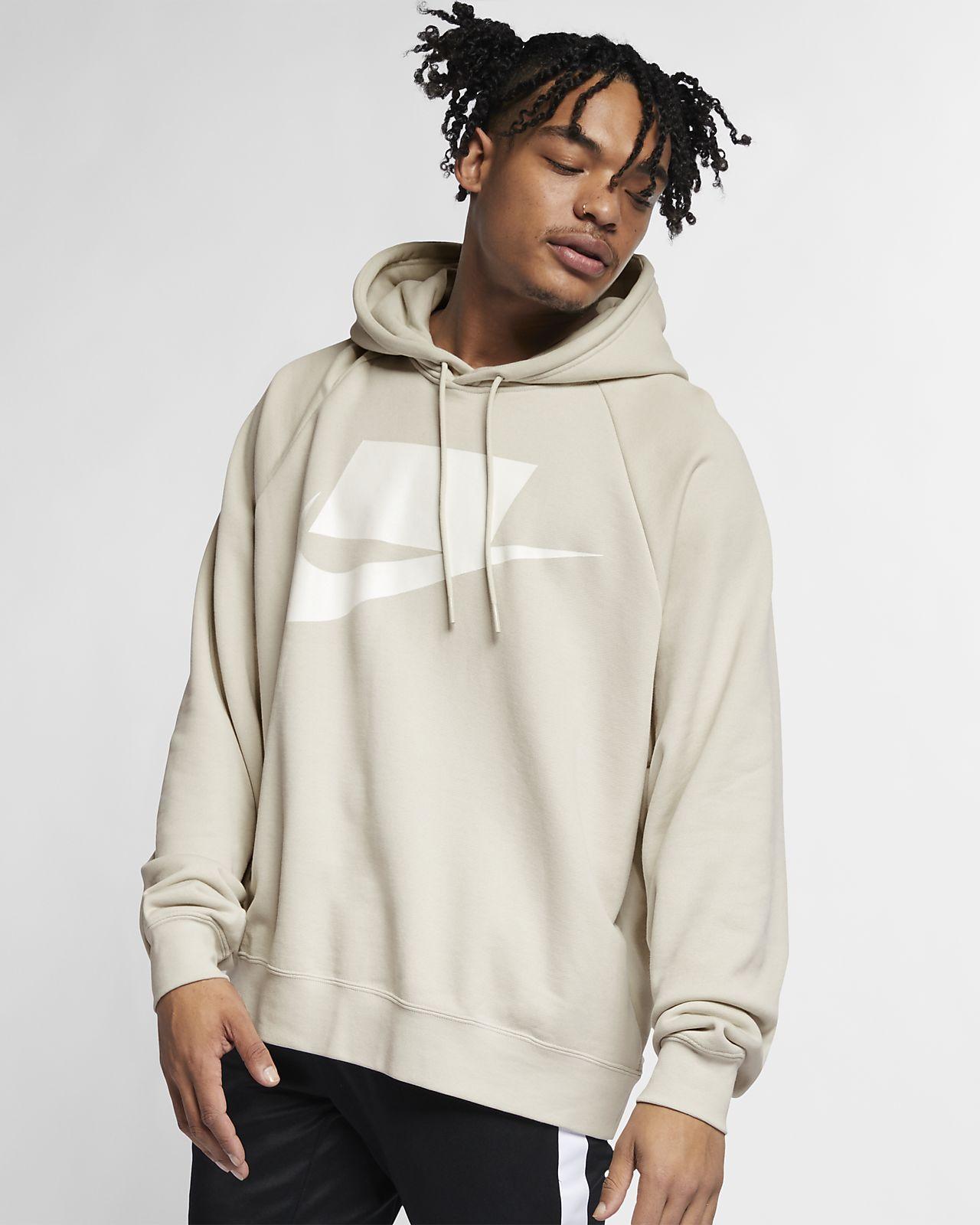 Nike Sportswear NSW-frottéhættetrøje til mænd