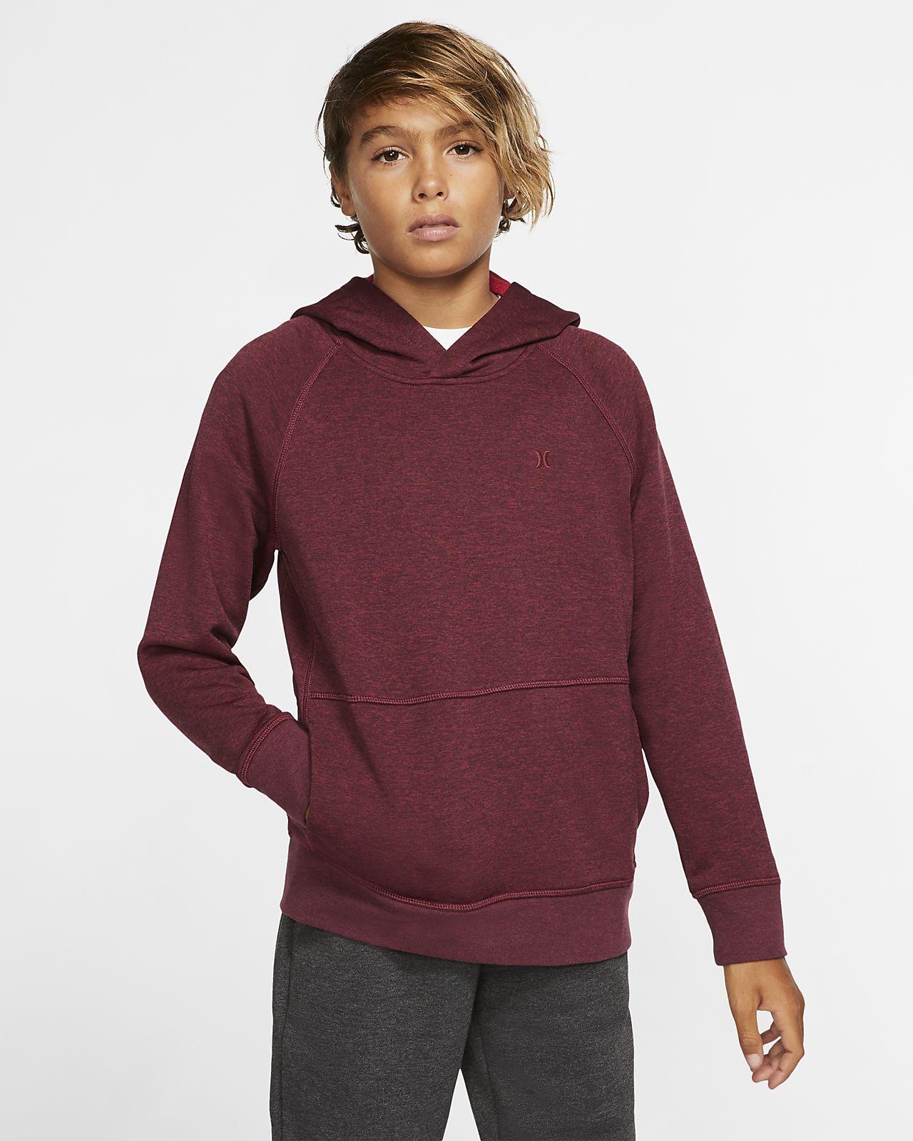 Hurley Dri-FIT Disperse Boys' Fleece Pullover Hoodie