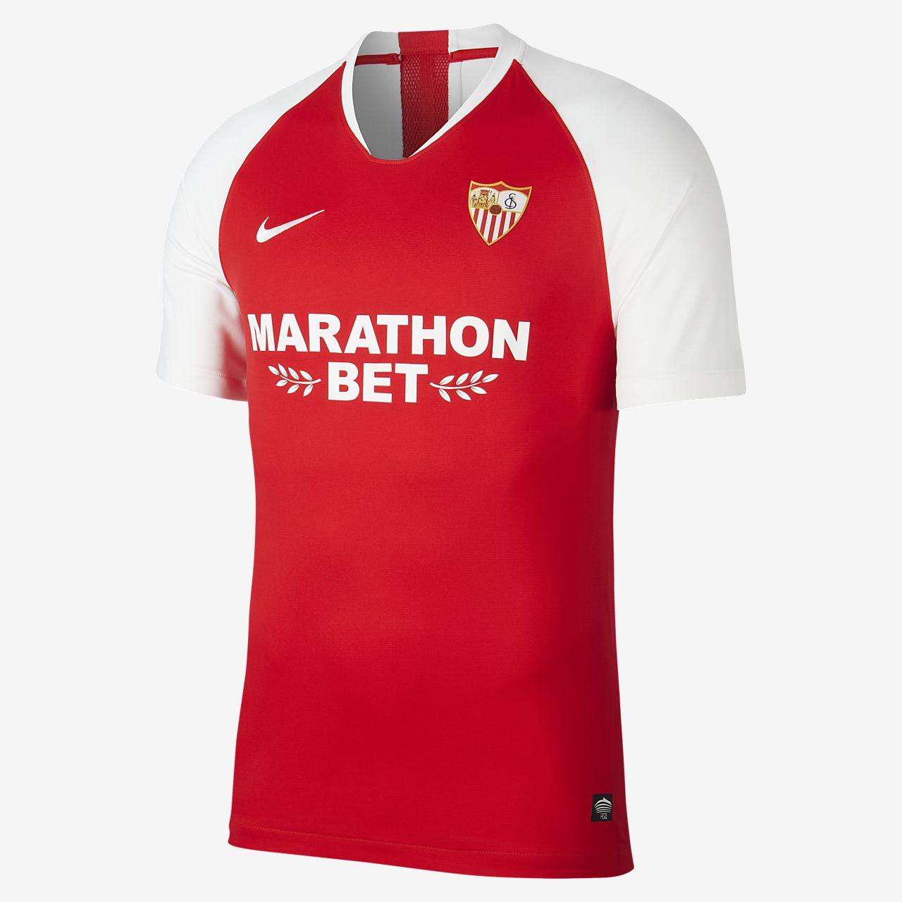 Sevilla FC 2019/20 Stadium Away-fodboldtrøje til mænd