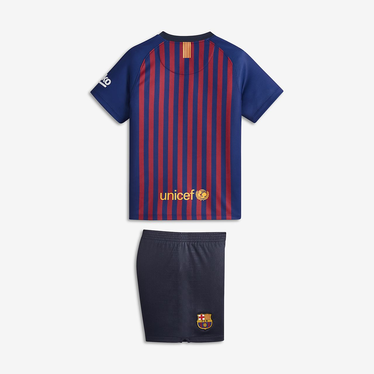 Home Kit FC 201819 Younger Barcelona Football Kids' Stadium 8wOwqtH