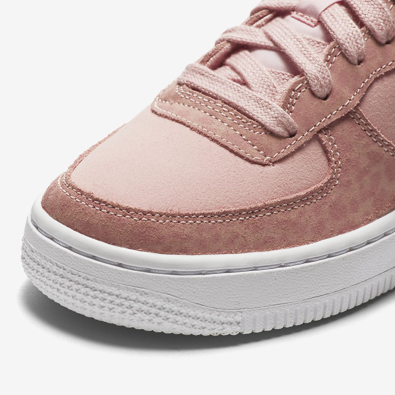 pink nike air force 1