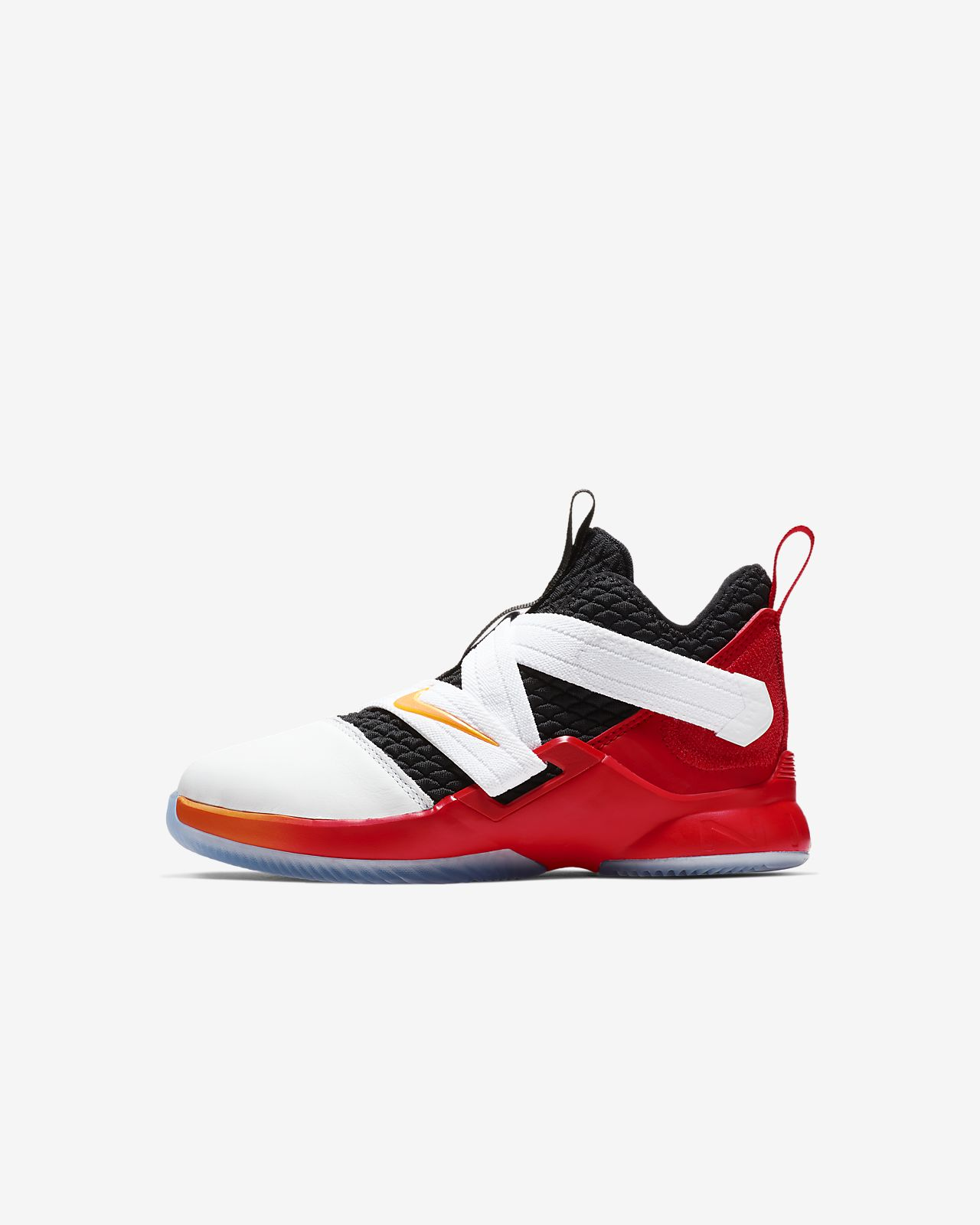 7619a474a10 LeBron Soldier 12 Little Kids' Shoe