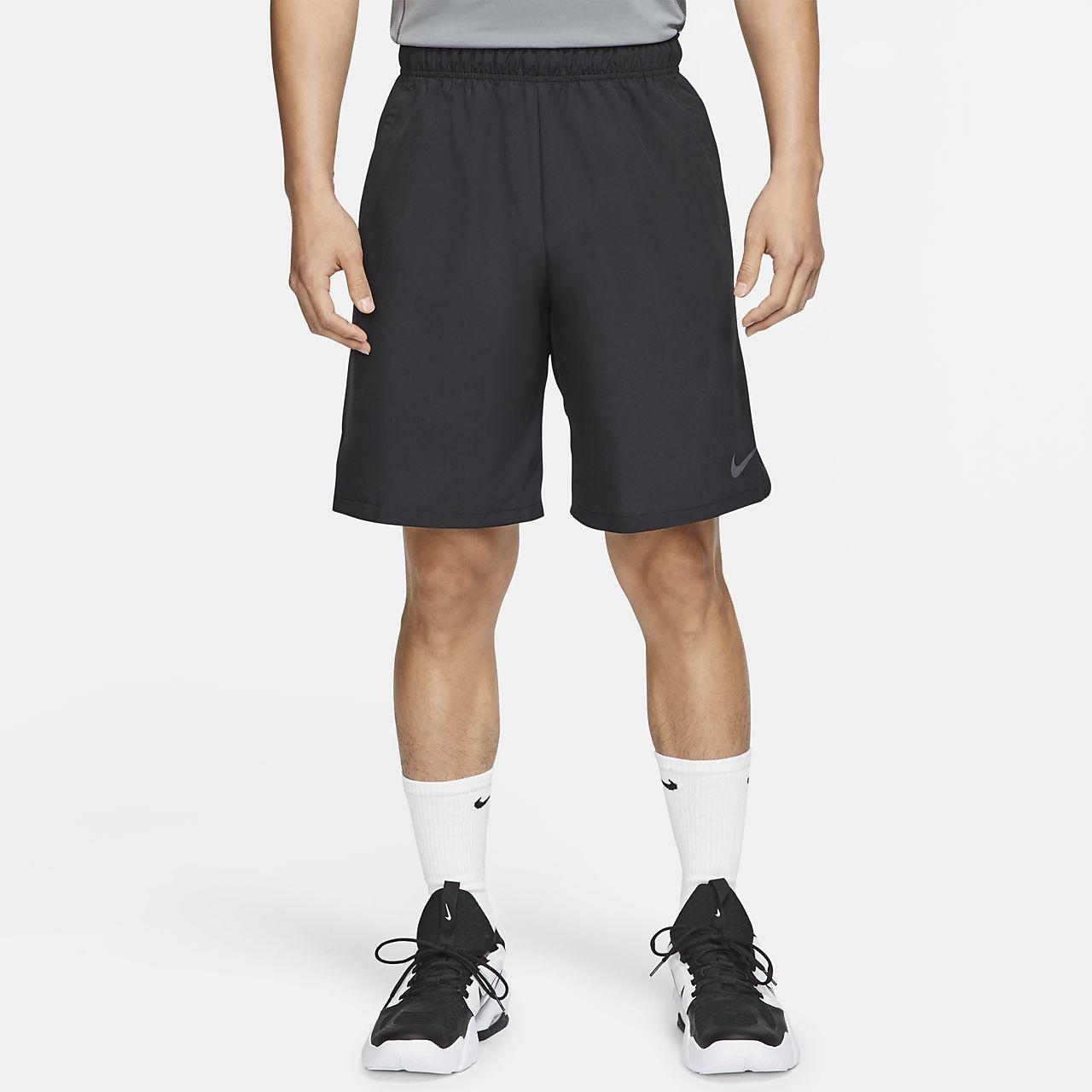 Nike Flex vevd treningsshorts til herre