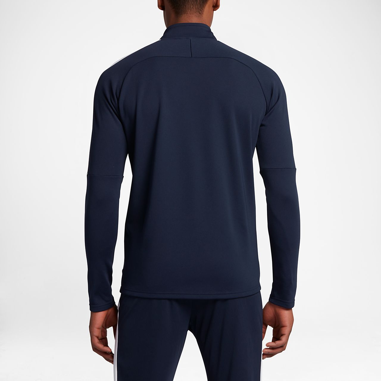 ... Nike Dri-FIT Academy Men's 1/4 Zip Football Drill Top
