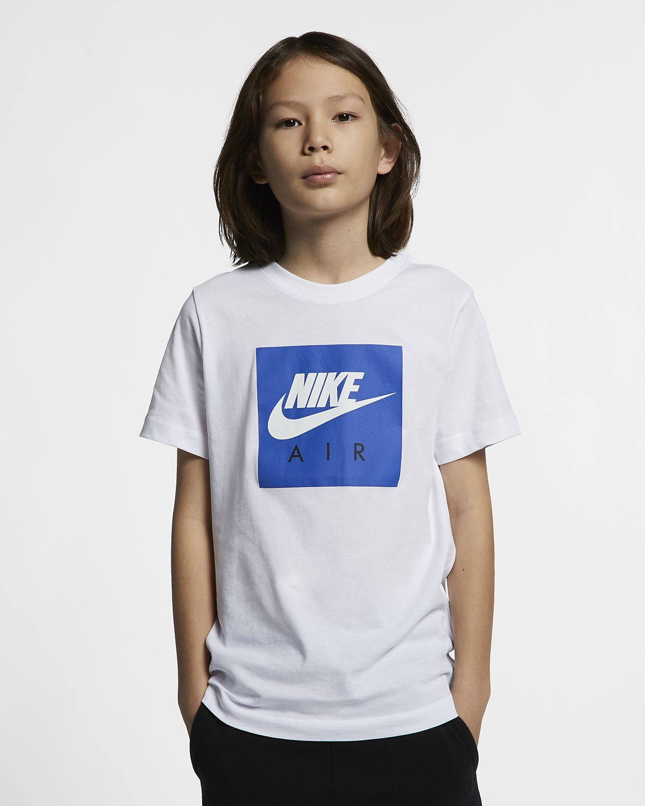 e73d6adf79 Nike Air Older Kids' (Boys') T-Shirt