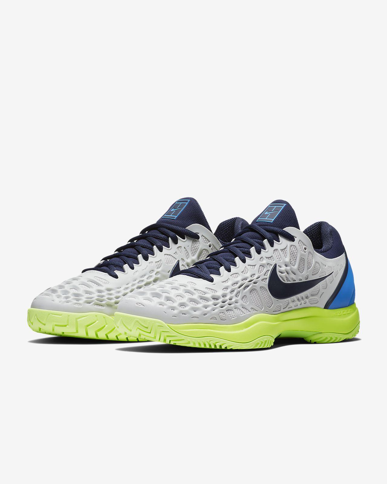 ed34628fd4aa NikeCourt Zoom Cage 3 Men s Hard Court Tennis Shoe. Nike.com GB
