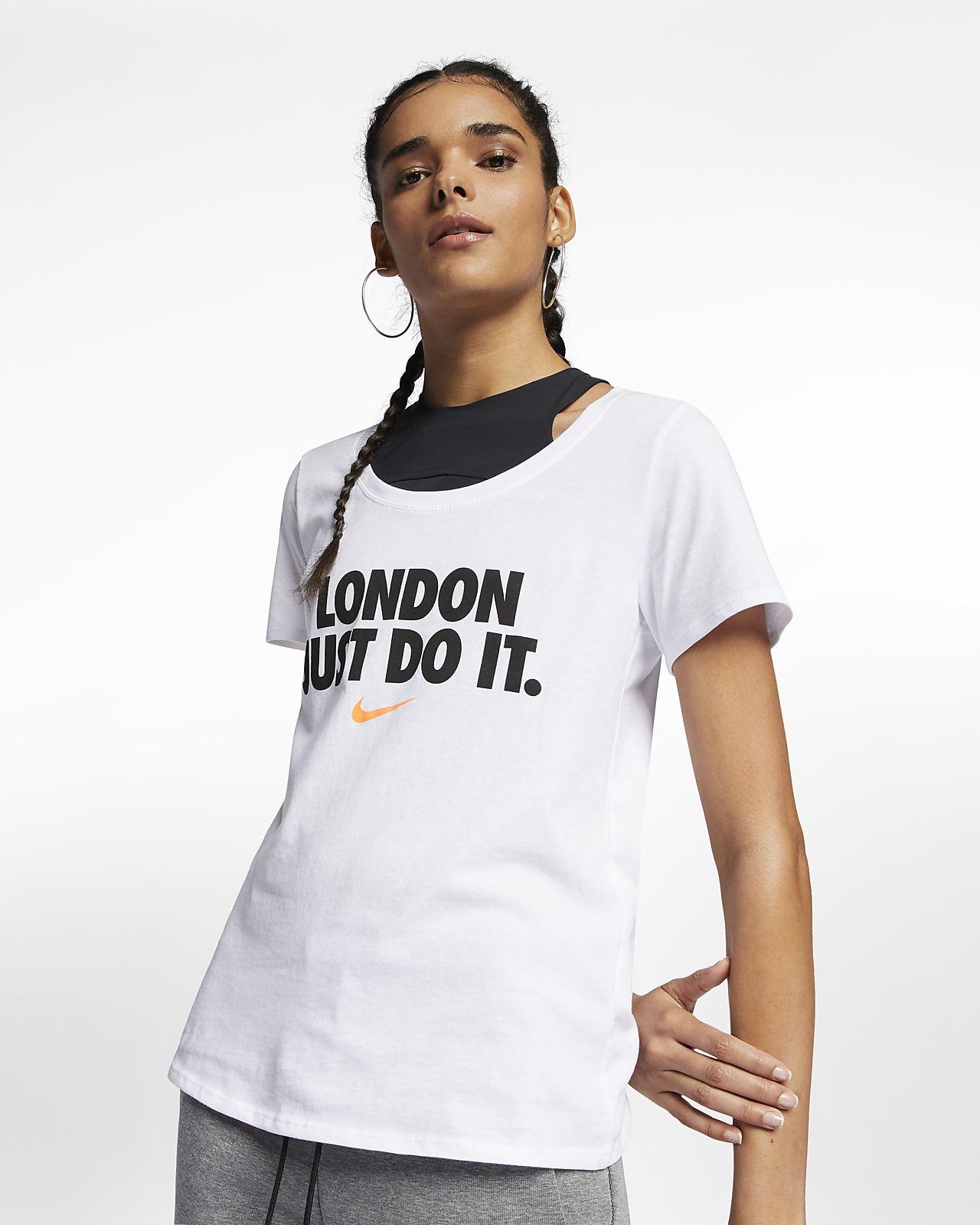 Nike Sportswear (London) JDI T-shirt voor dames