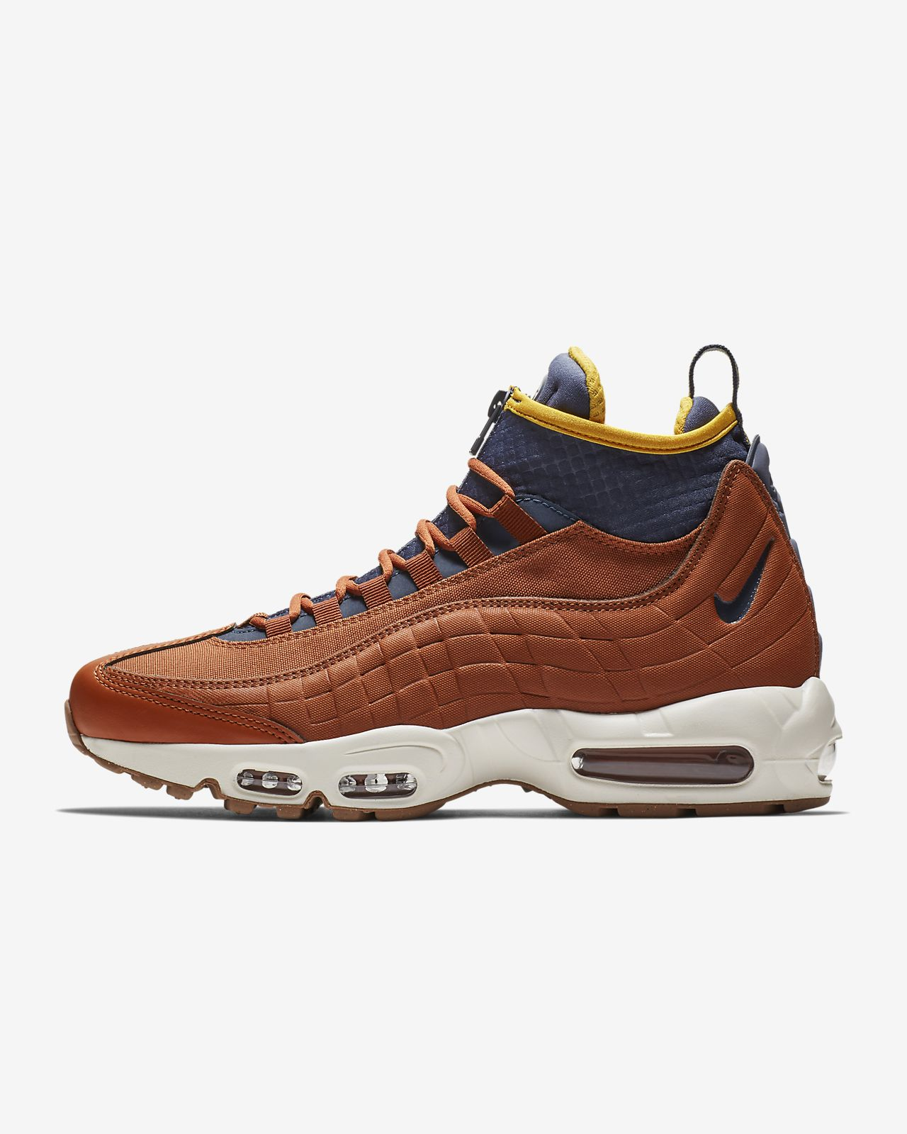 competitive price ee142 25a56 6faf9 d865c  sale nike air max 95 sneakerboot høy sko for herre d2e5c deb68