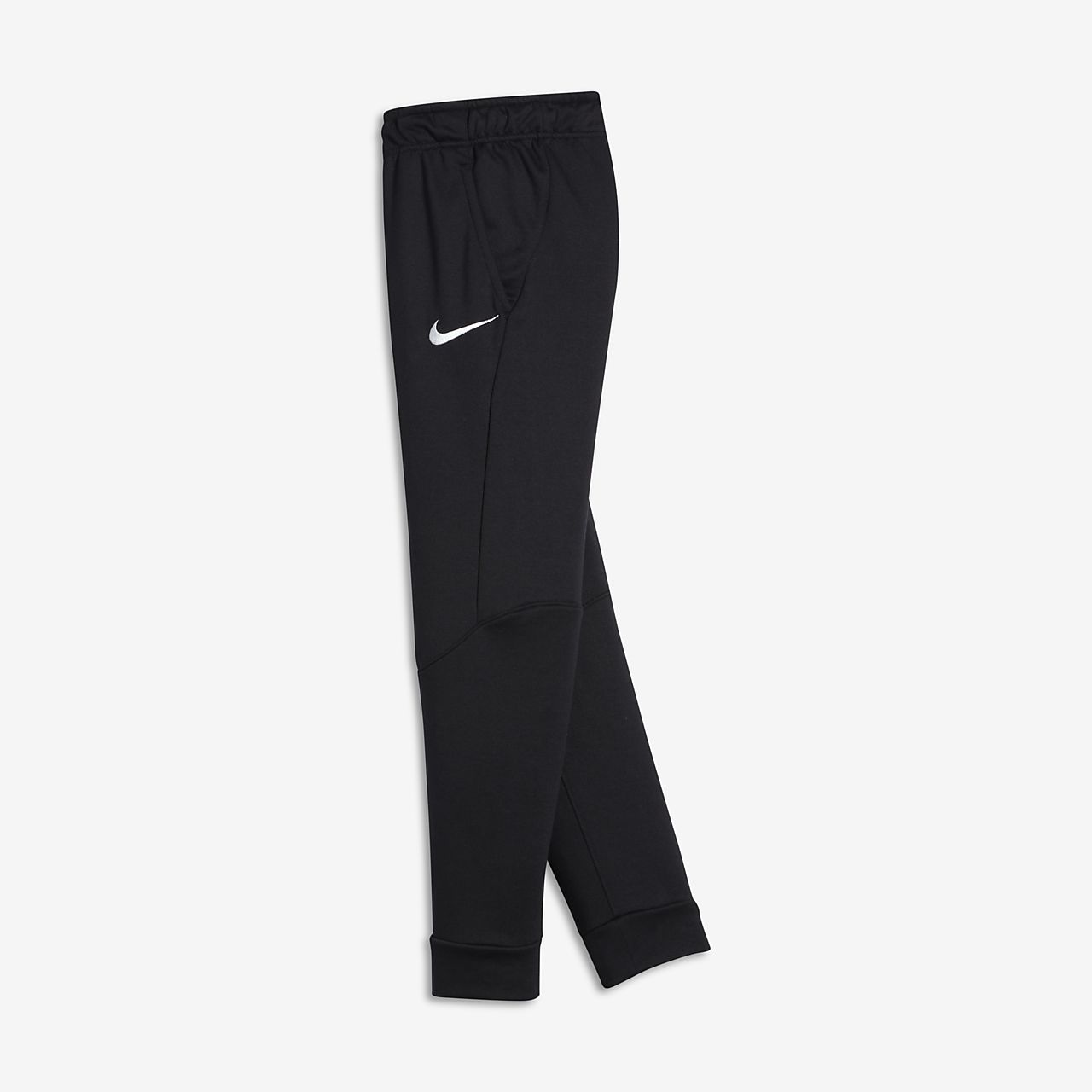 Nike Dri-FIT Fleece Training Pants Boys Black/Black