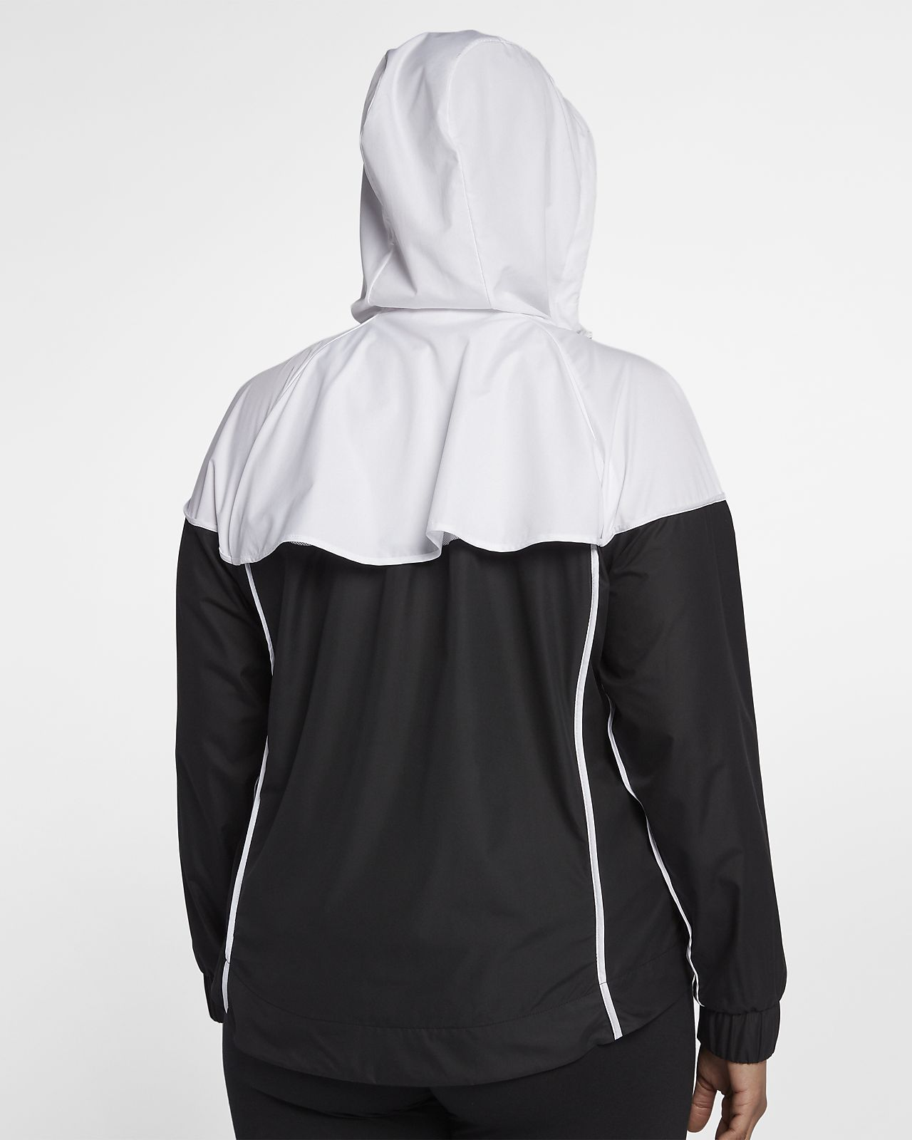 1f6119f649d7 Nike Sportswear Windrunner (Plus Size) Women s Jacket. Nike.com ZA