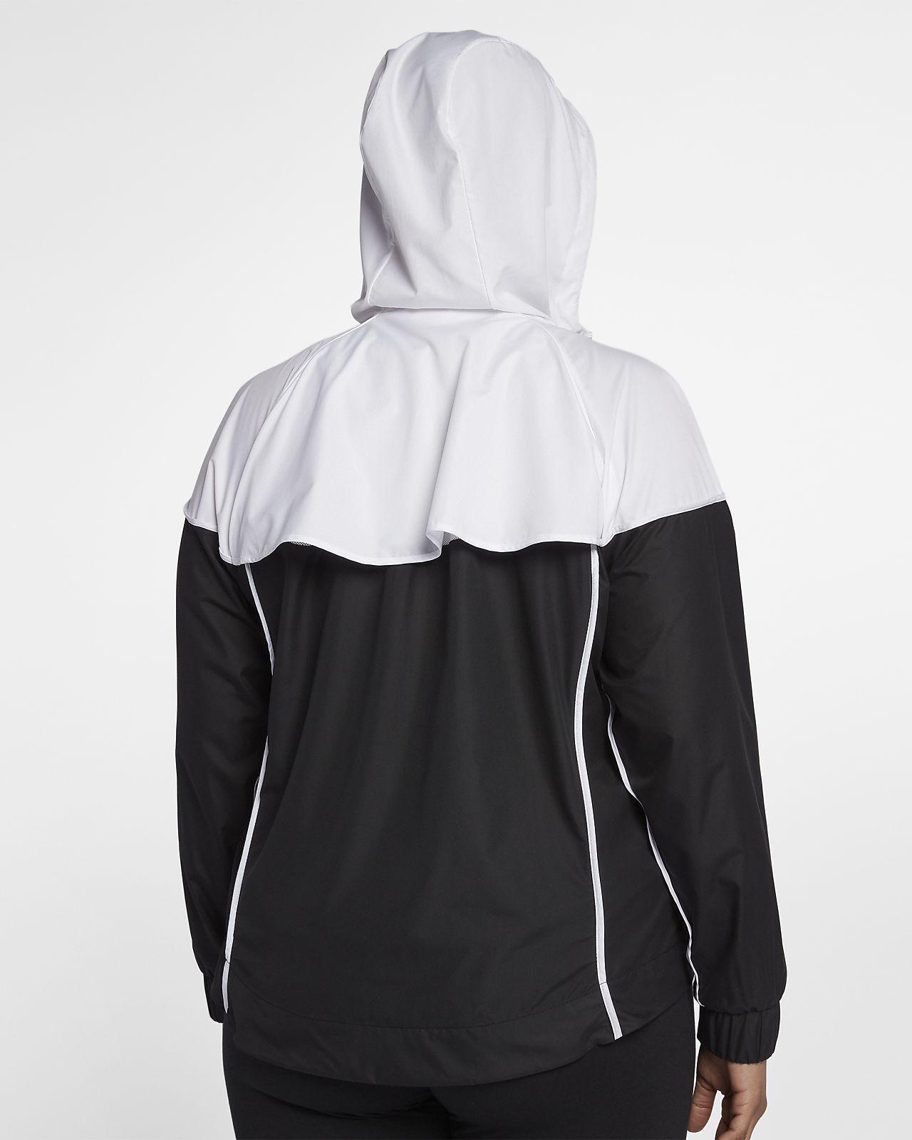 494ee3fb Nike Sportswear Windrunner (Plus Size) Women's Jacket. Nike.com