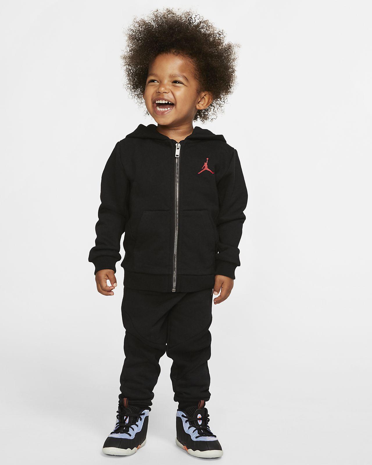 Jordan Jumpman Baby (12–24M) Hoodie & Joggers (2–Piece Set)