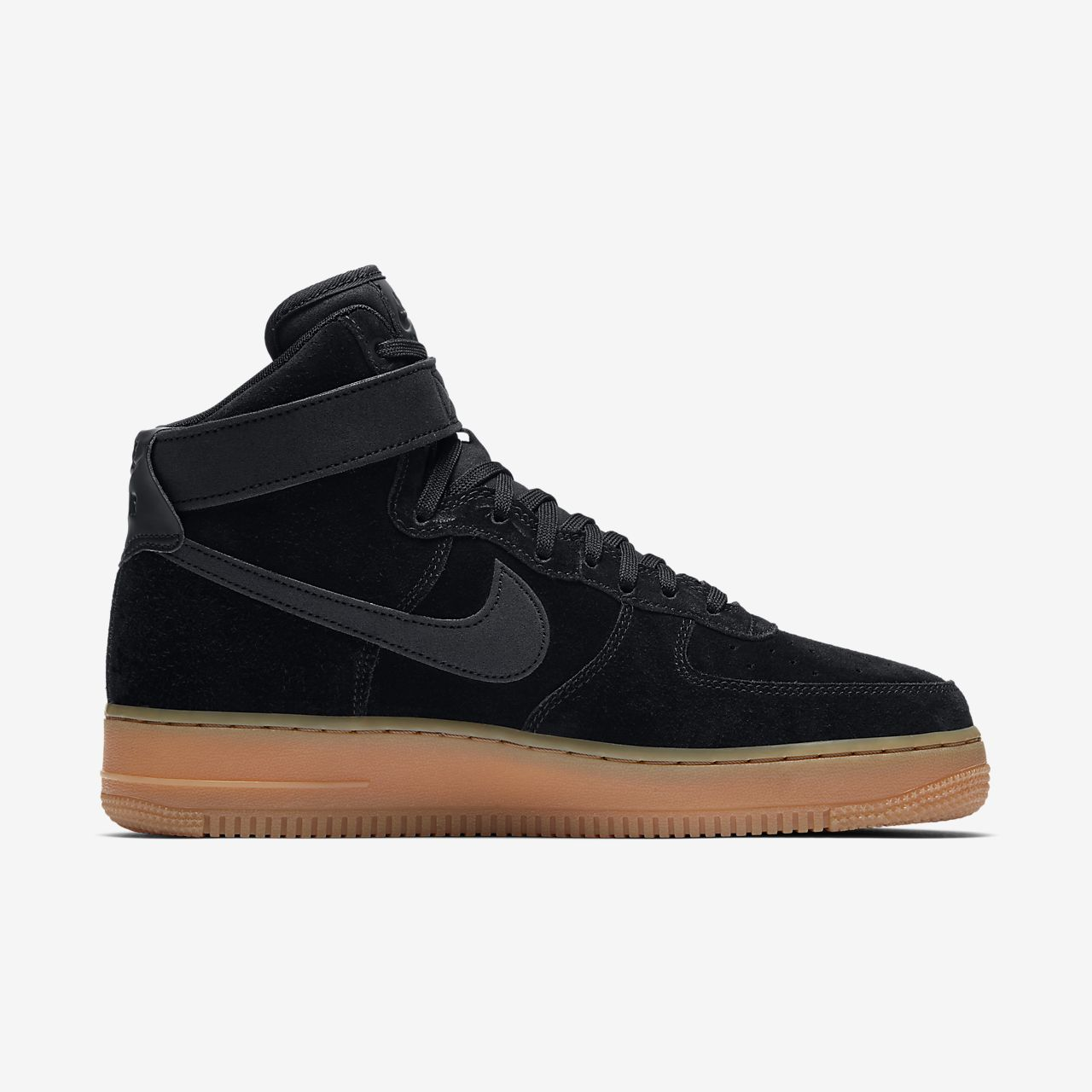 nike air force 1 07 lv8 suede uomo