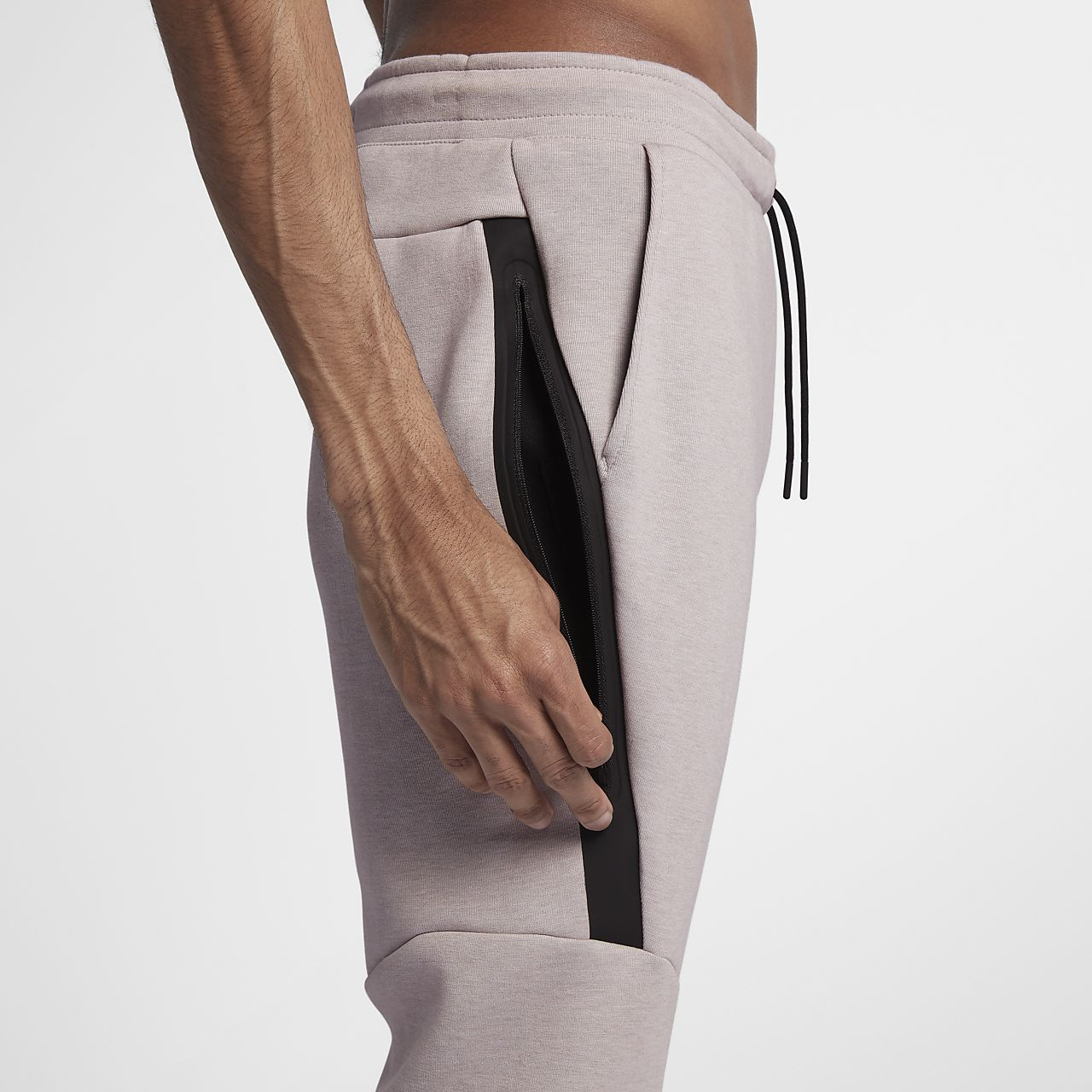 6492546811cf Converse Chuck Fleece Three-Quarter Pants Sportswear for Women Shop Womens  Sportswear COLOUR-grey