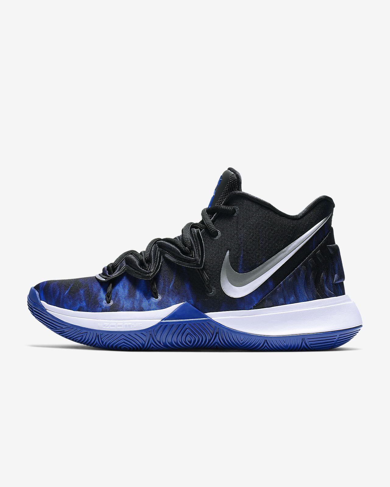 Kyrie 5 Duke TV PE Basketball Shoe. Nike.com 872c28ba37