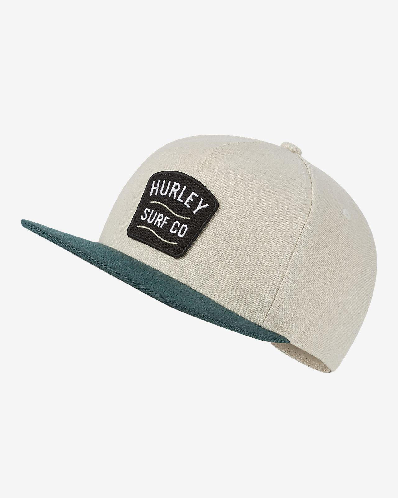 Boné Hurley Derby para homem