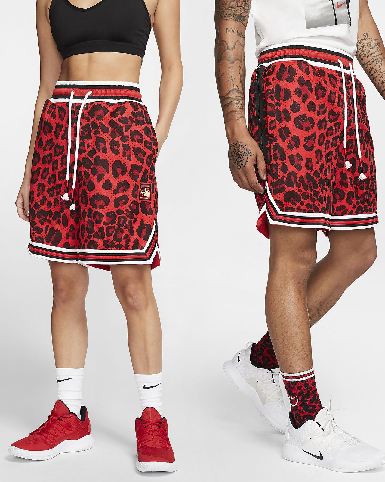 Shorts da basket Nike DNA - Uomo