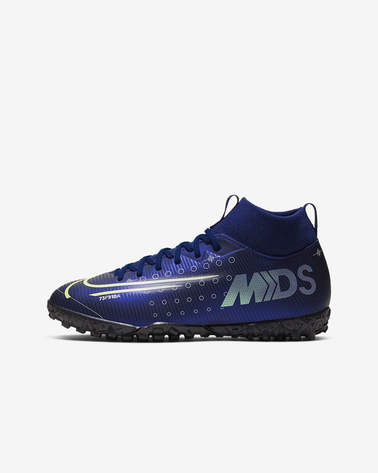 Chaussure de football pour surface synthétique Nike Jr. Mercurial Superfly 7 Academy MDS TF pour Jeune enfant/Enfant plus âgé