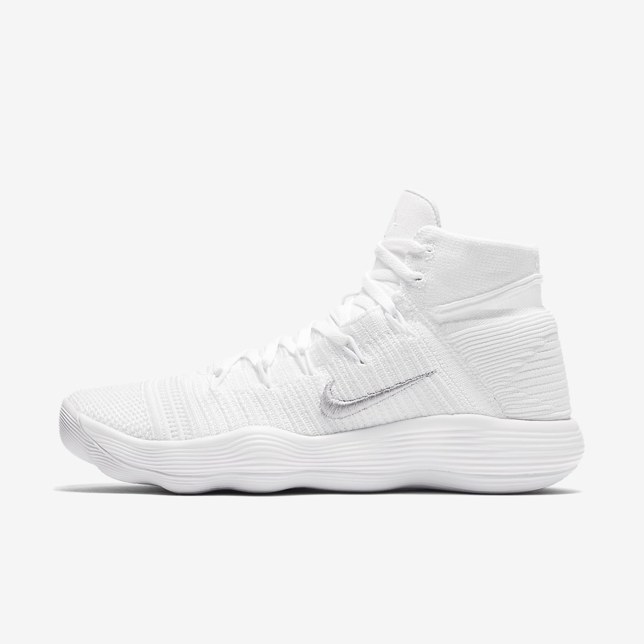 nike hyperize basketball shoes red flyknit