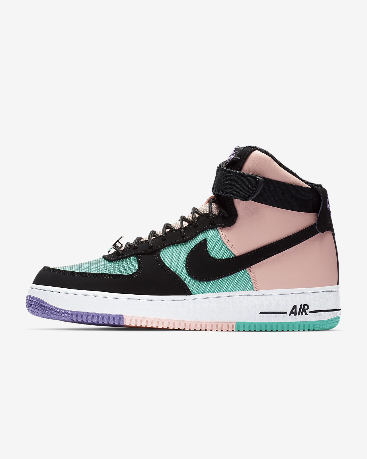 buy online 62fb3 f8d15 ... Nike Air Force 1 High  07 LV8 Men s Shoe