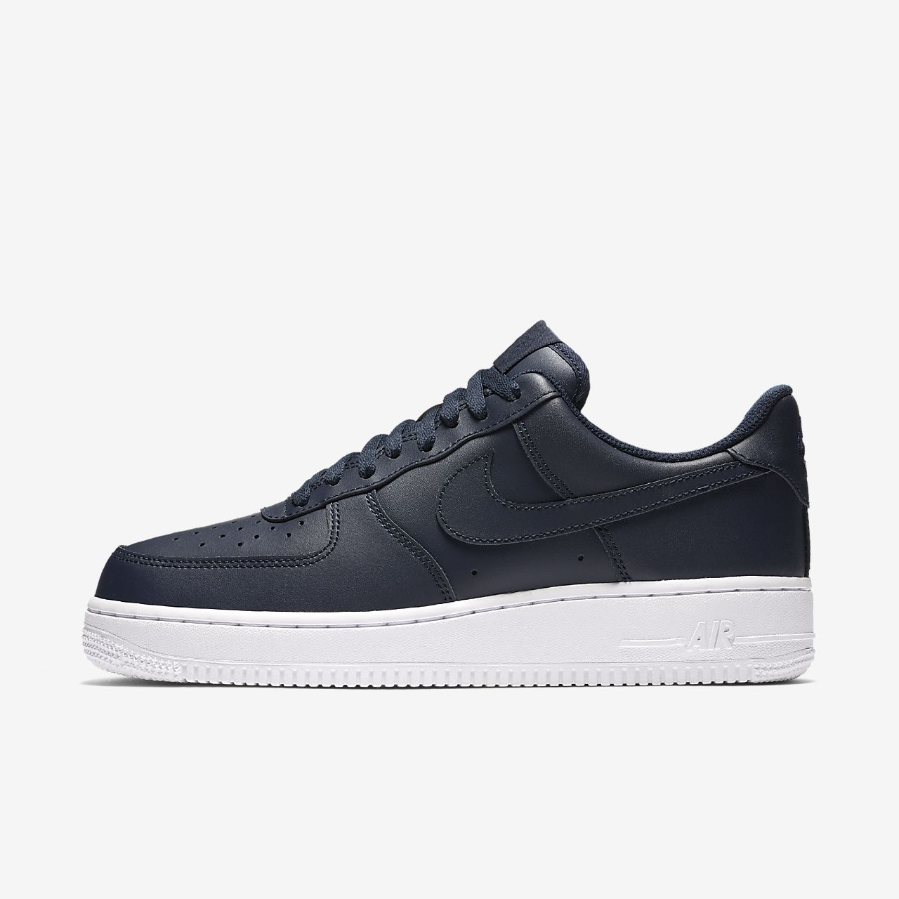 air force 1 07 nere uomo