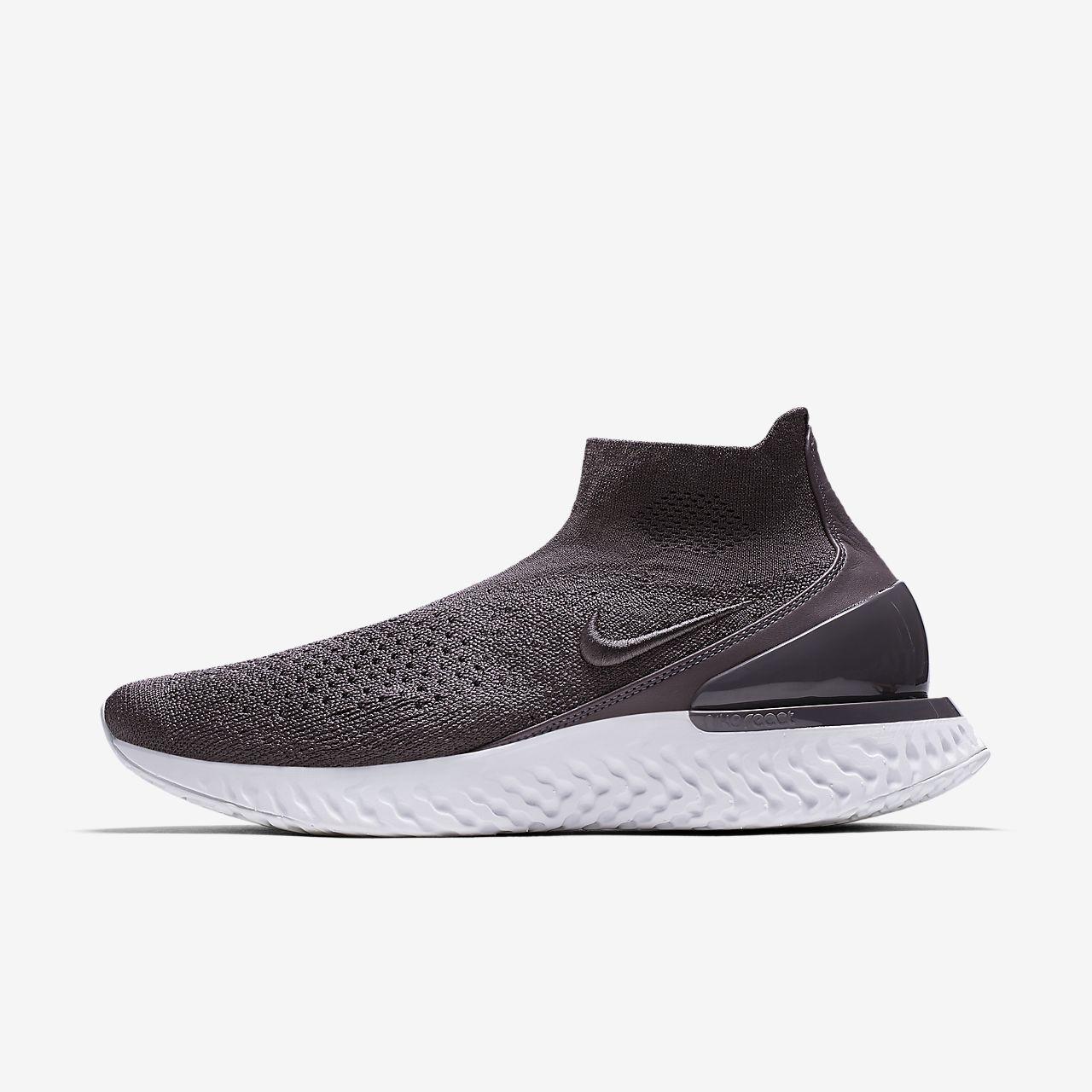 Nike Rise React Flyknit-løbesko