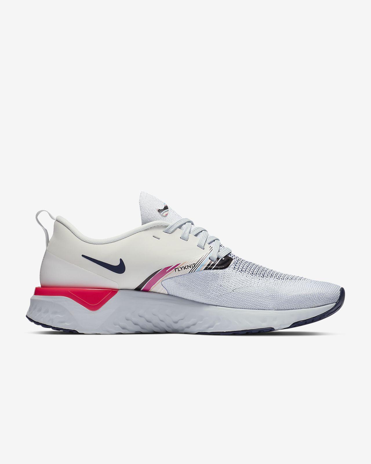 a81e049cb67c Nike Odyssey React Flyknit 2 Premium Women s Running Shoe. Nike.com