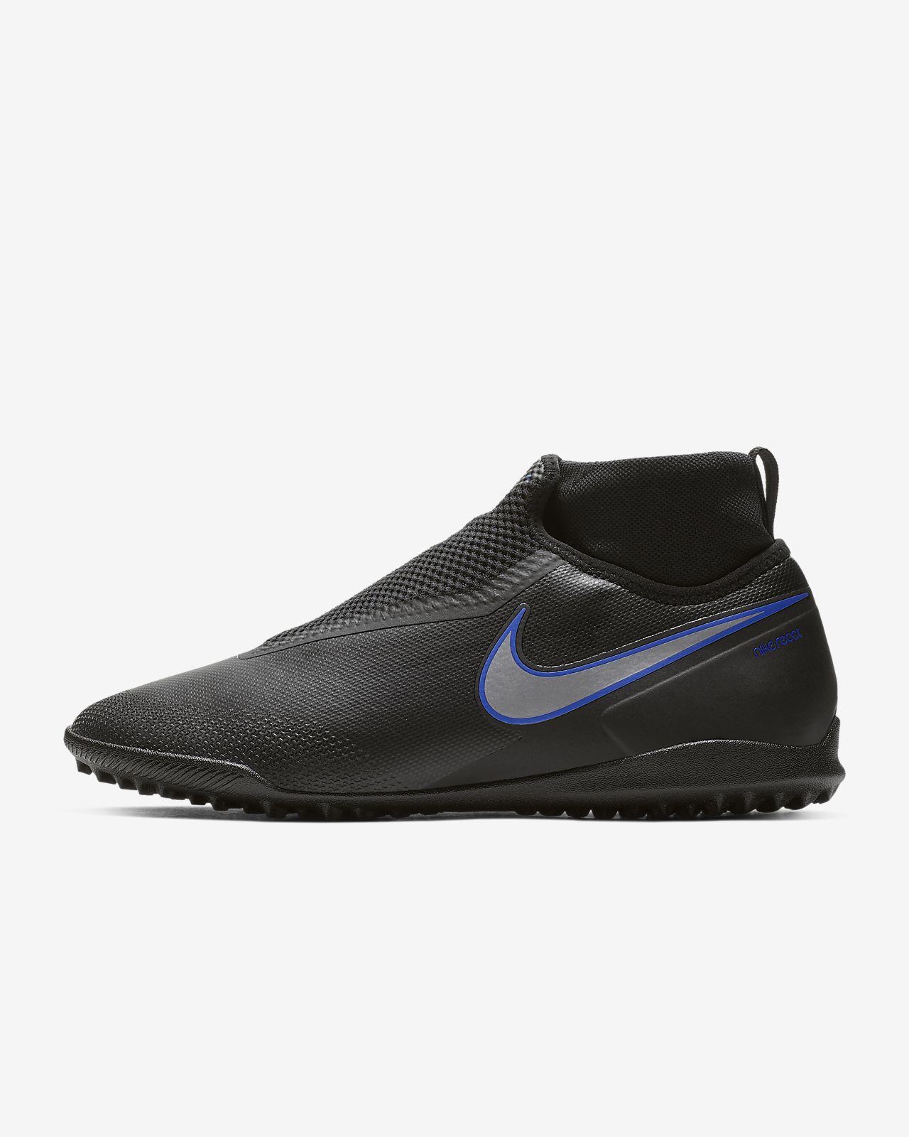 precio al por mayor nuevas imágenes de revisa Nike React Phantom Vision Pro Dynamic Fit TF Turf Football Shoe
