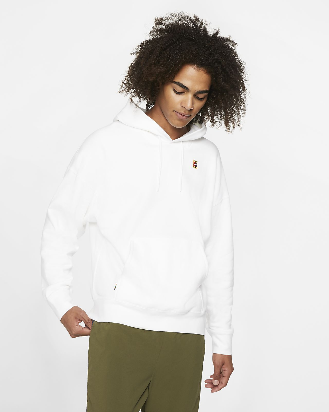 nike tennis sweatshirt