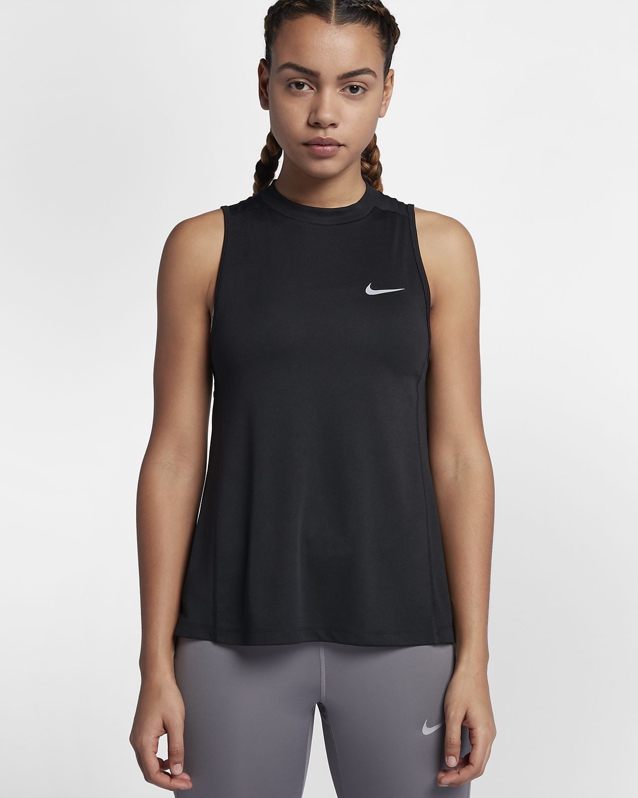 ... Nike Dri-FIT Miler Women's Running Tank