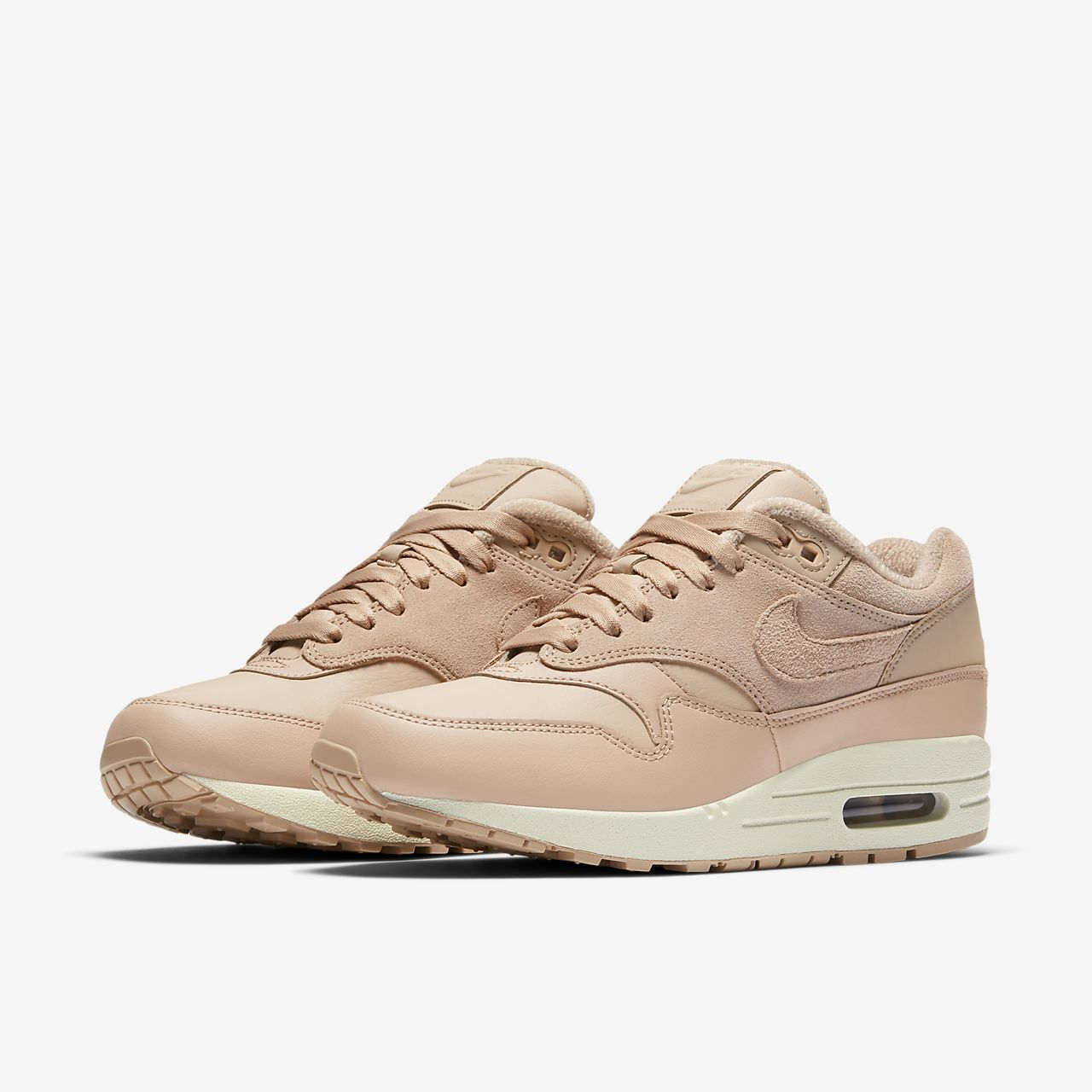 separation shoes 9324b 8f2b8 ... Nike Air Max 1 Premium Winterized Women s Shoe