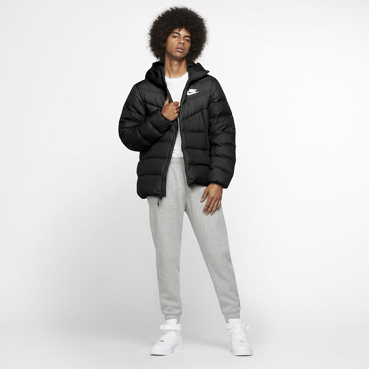 8894f811e015 Nike Sportswear Windrunner Down-Fill Men s Hooded Jacket. Nike.com CA