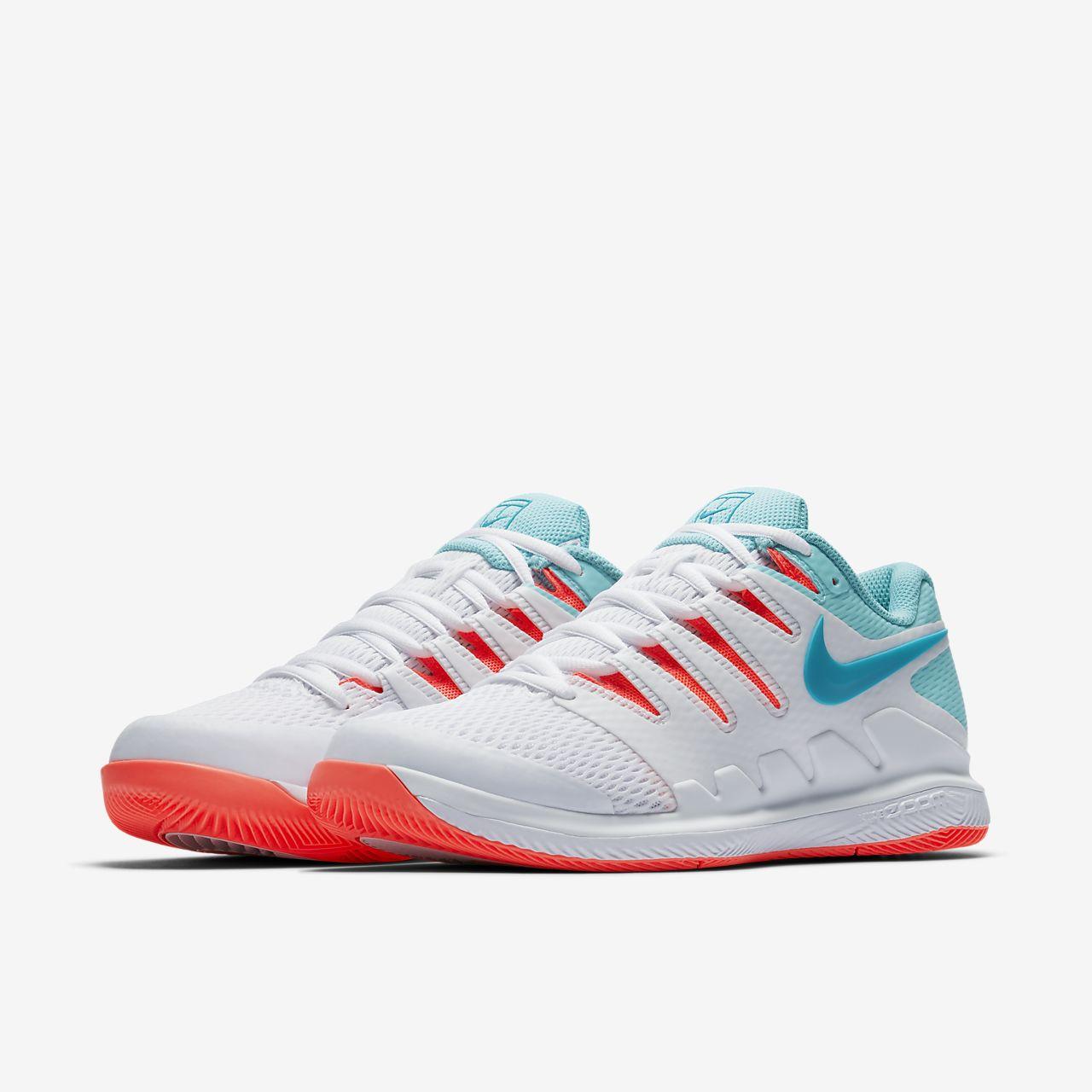 Nike Zoom Vapor Flyknit Women S Tennis Shoe