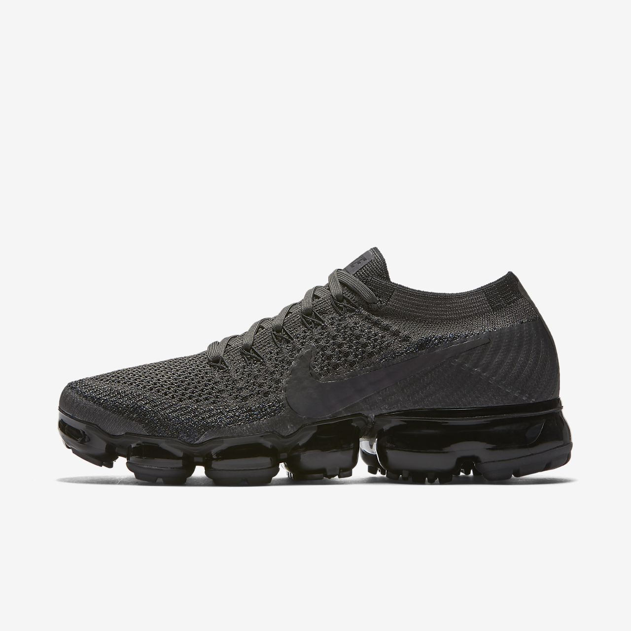 Vapormax Flyknit Chaussures De Sport D'utilité - Nike Gris Vert dra98Xjf