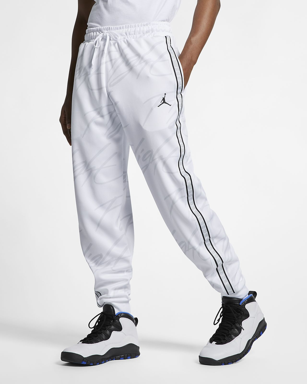 74d7fe1474b5 Low Resolution Jordan Jumpman Tricot Graphic Trousers Jordan Jumpman Tricot  Graphic Trousers