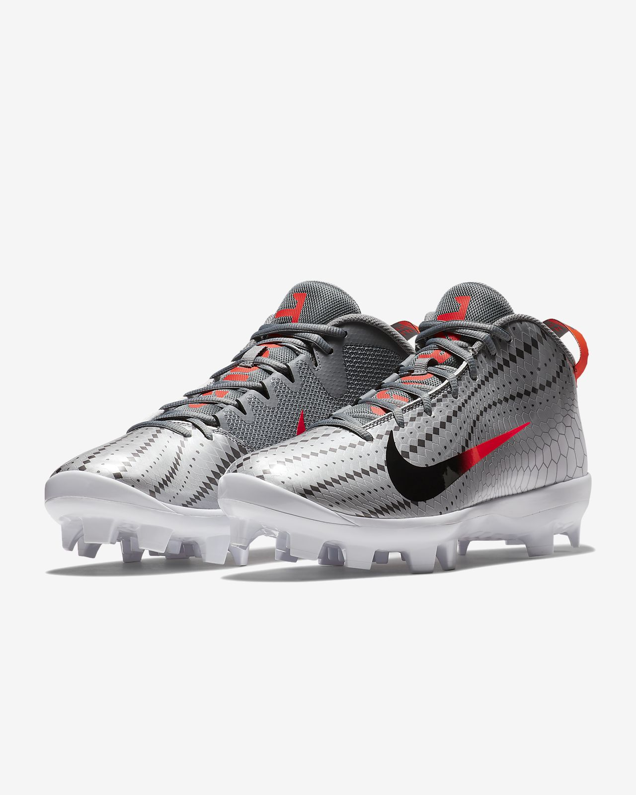 info for 14be7 0c8f0 Nike Force Zoom Trout 5 Pro MCS Men's Baseball Cleat. Nike.com