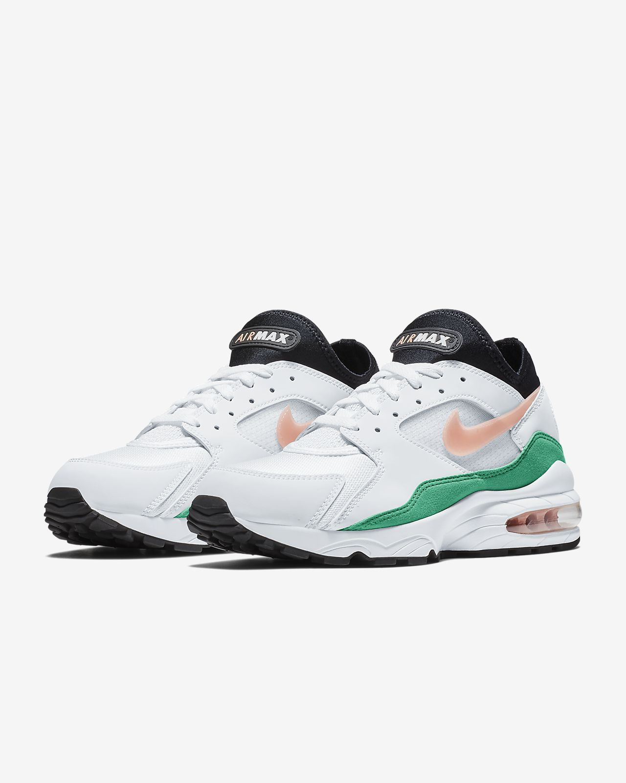 latest fashion size 40 website for discount release date air max 93 triple negro on feet 569b2 a748c