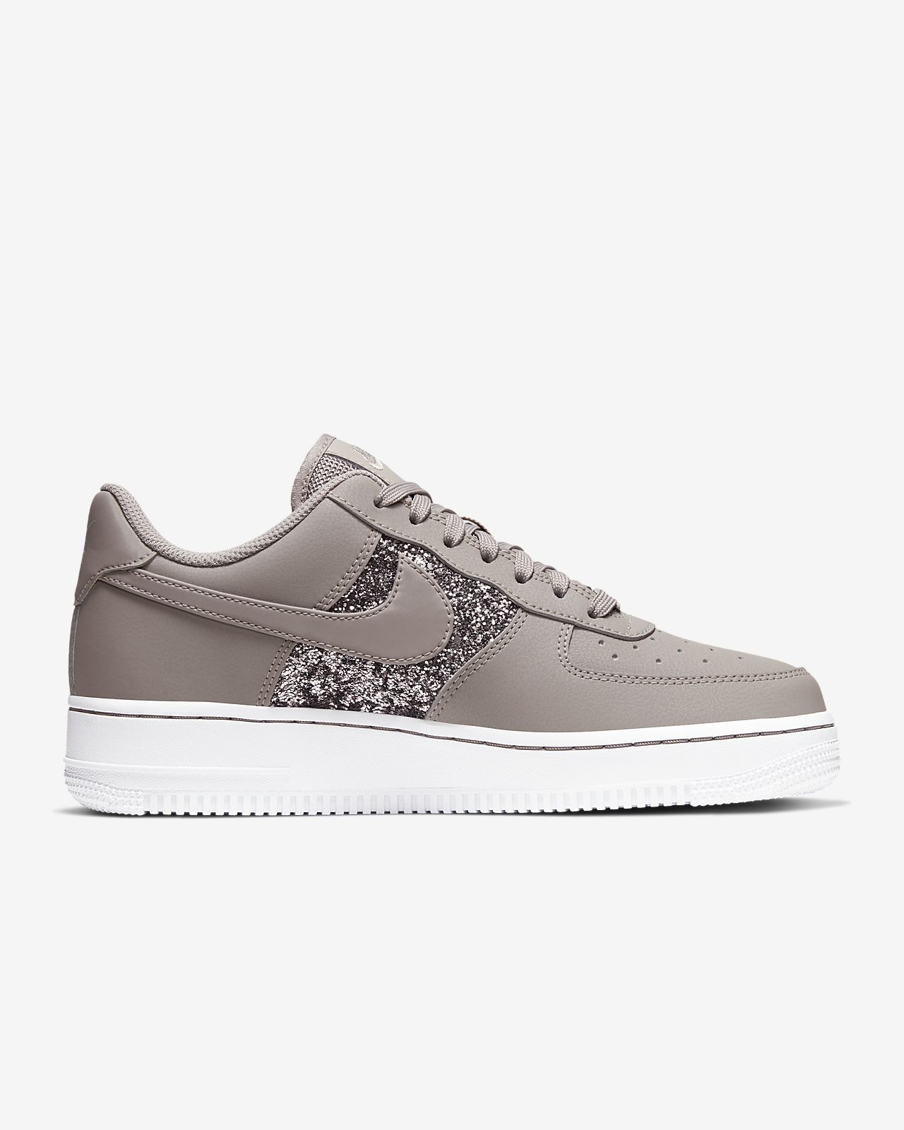 Scarpa Glitter Nike Air Force 1 Low - Donna