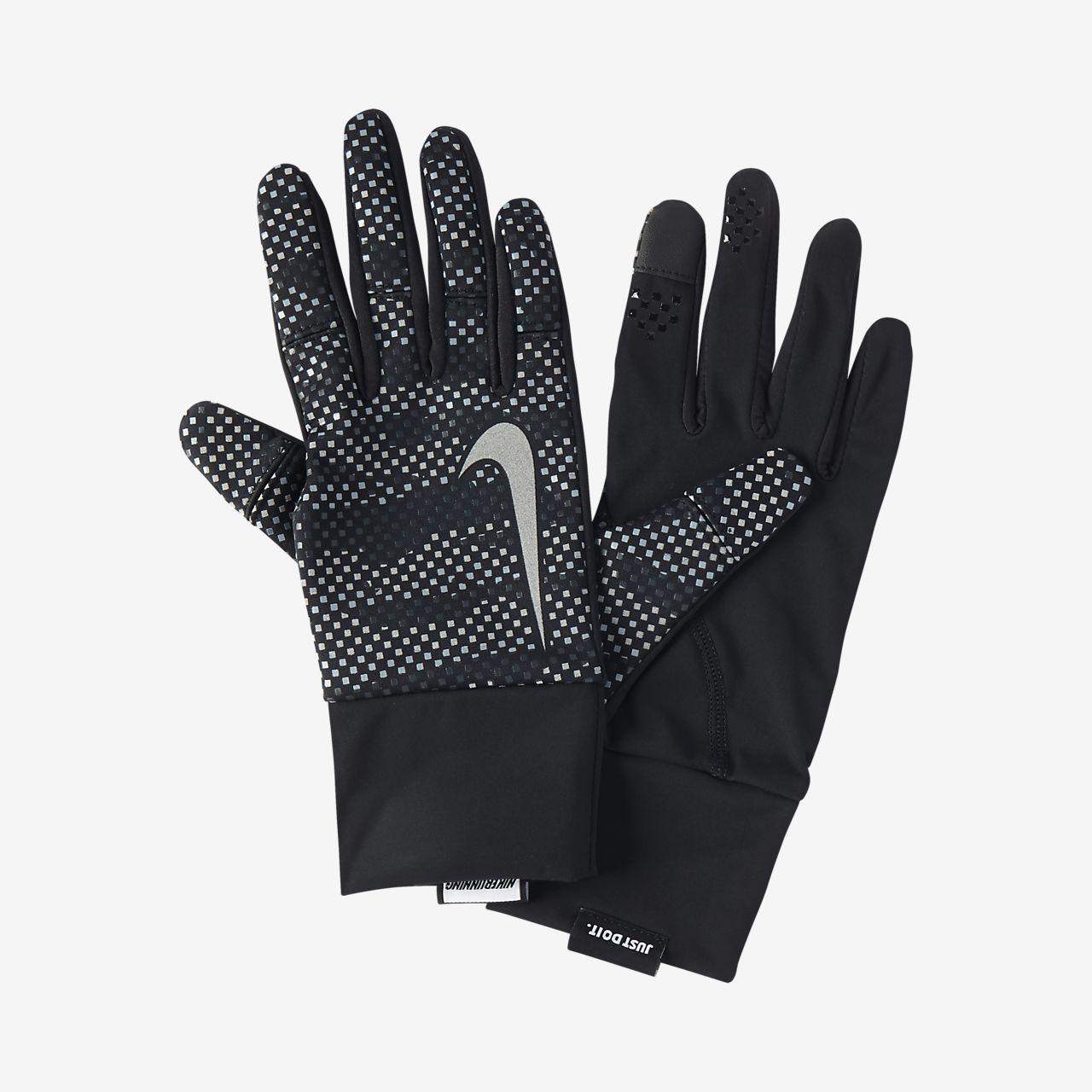 Damskie rękawiczki do biegania Nike Vapor Flash 2.0
