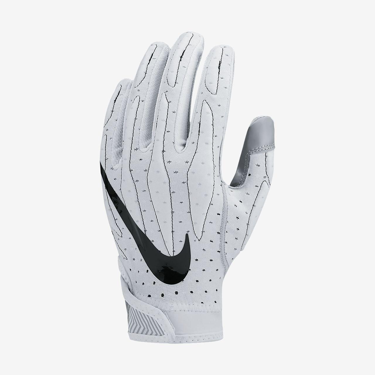 ... Nike Superbad 4 Big Kids' Football Gloves