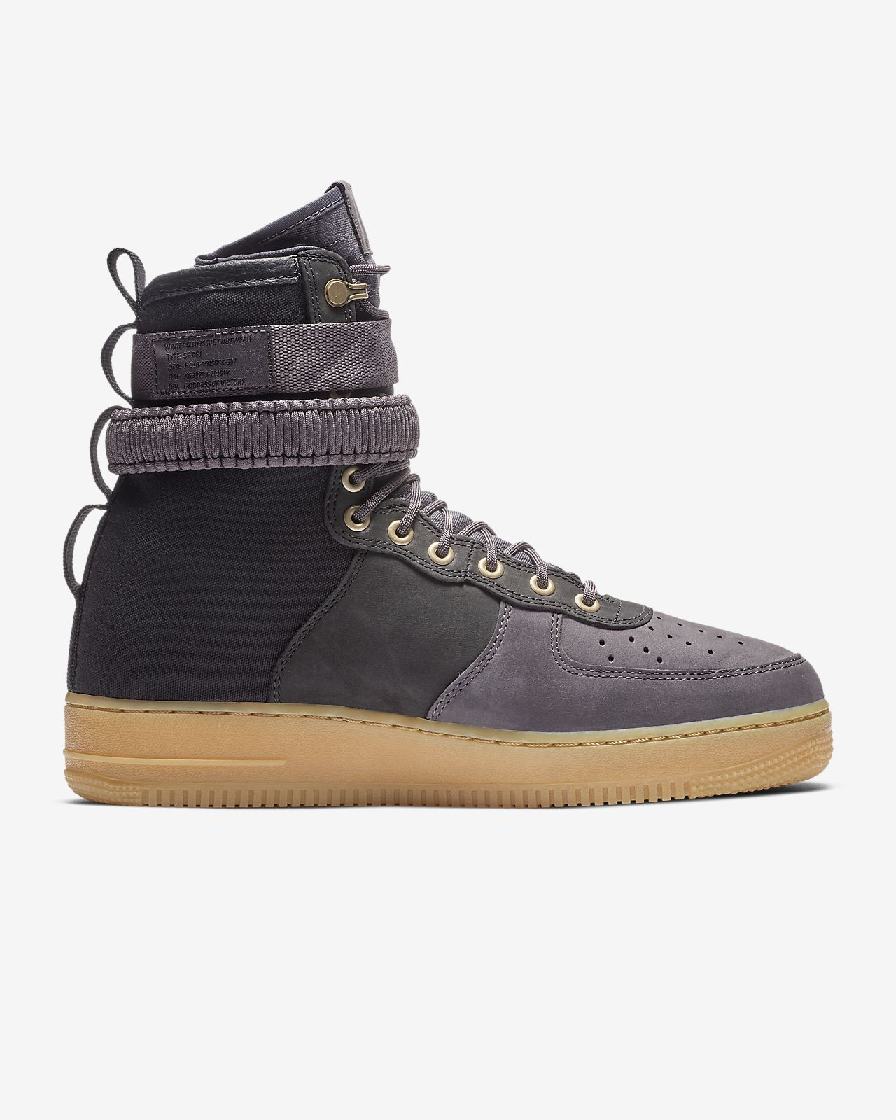 online store 49c7a c4613 ... Chaussure Nike SF Air Force 1 Premium pour Homme