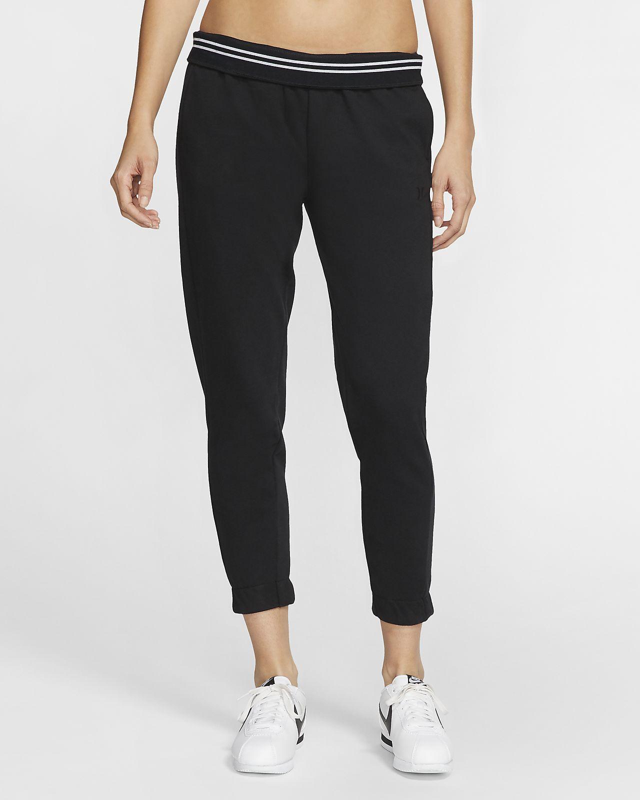 Pantalones de entrenamiento para mujer Hurley Therma Fleece