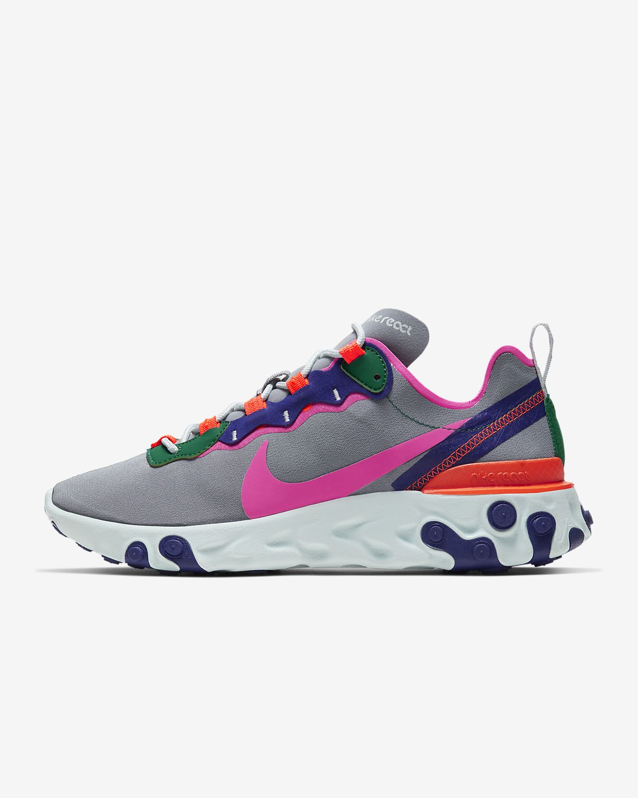 uk availability d56d9 ab537 ... Nike React Element 55 Women s Shoe