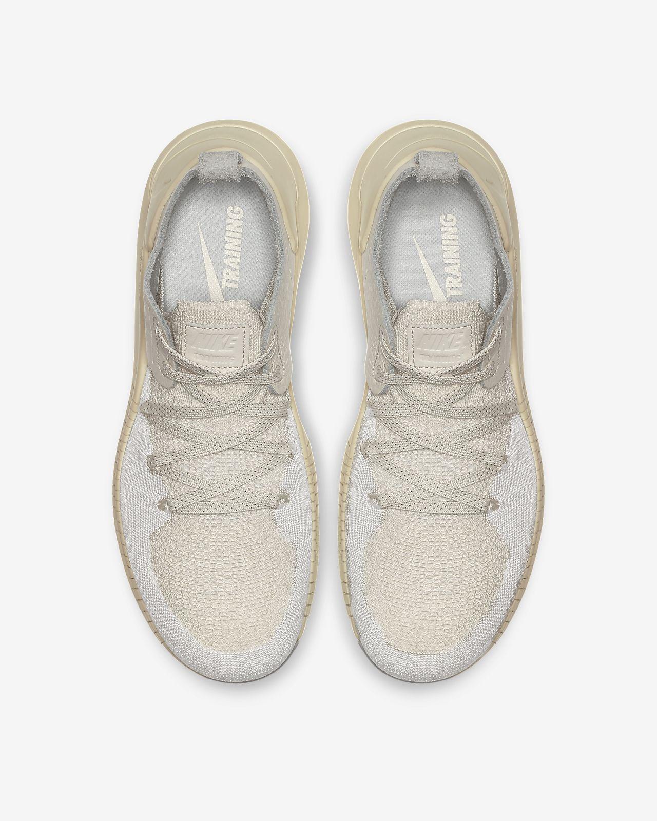 0403fa16d14f1 Nike Free TR Flyknit 3 Champagne Women s Training Shoe. Nike.com NL