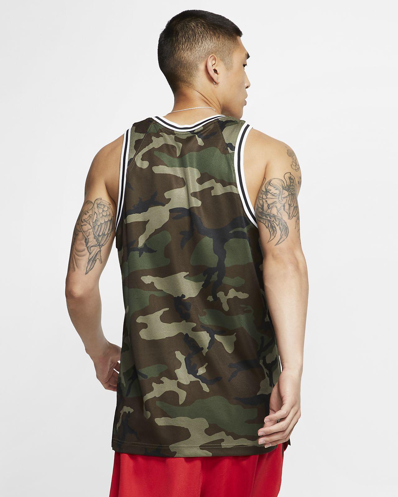Nike Dri FIT DNA Herren Basketballshirt