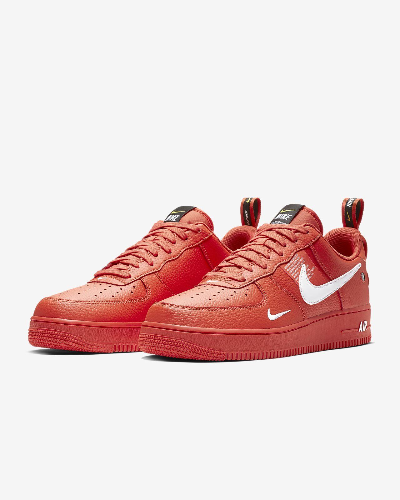 Nike Air Force 1 07 Lv8 Utility 男子运动鞋