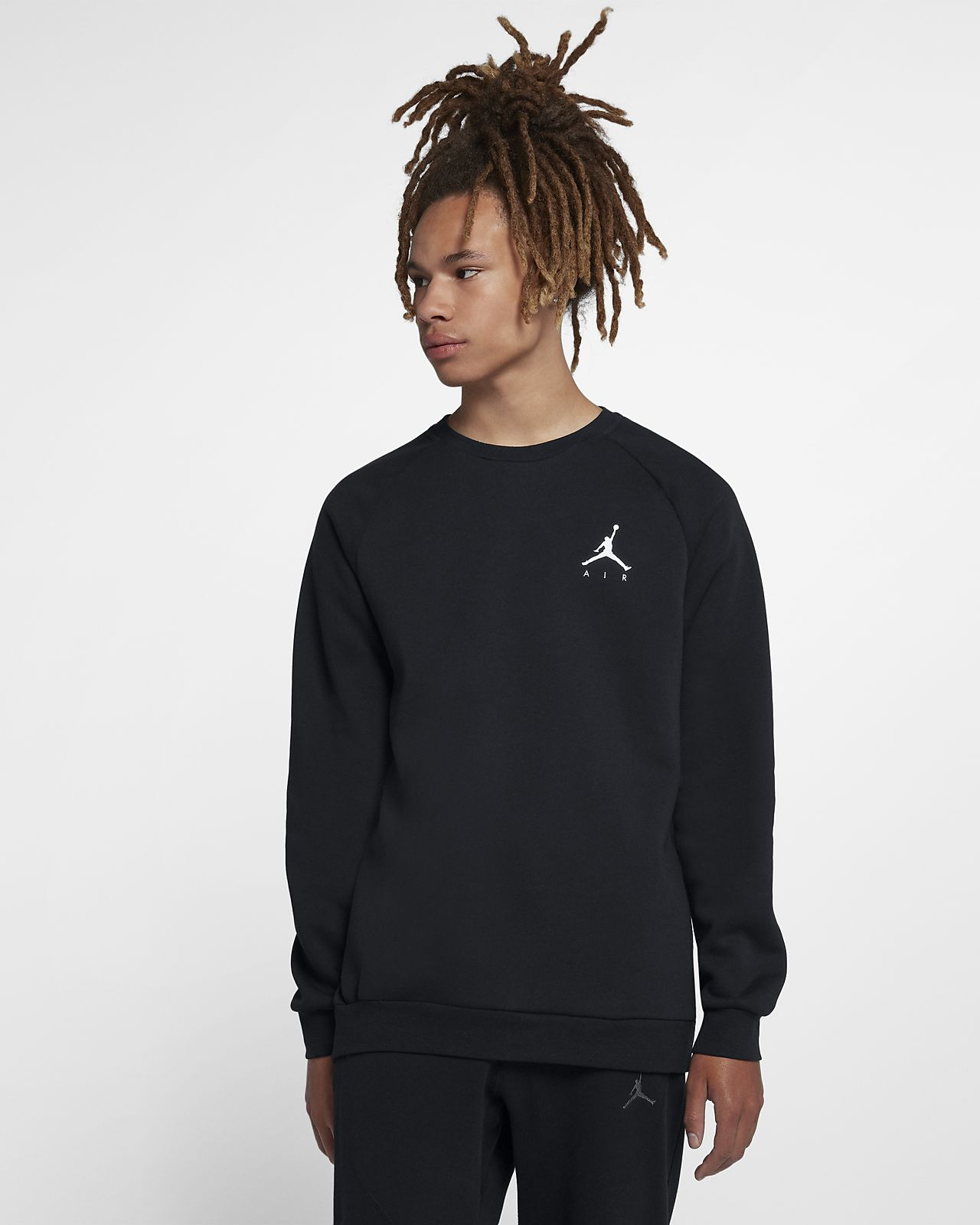 Jordan Jumpman Men's Fleece Crew