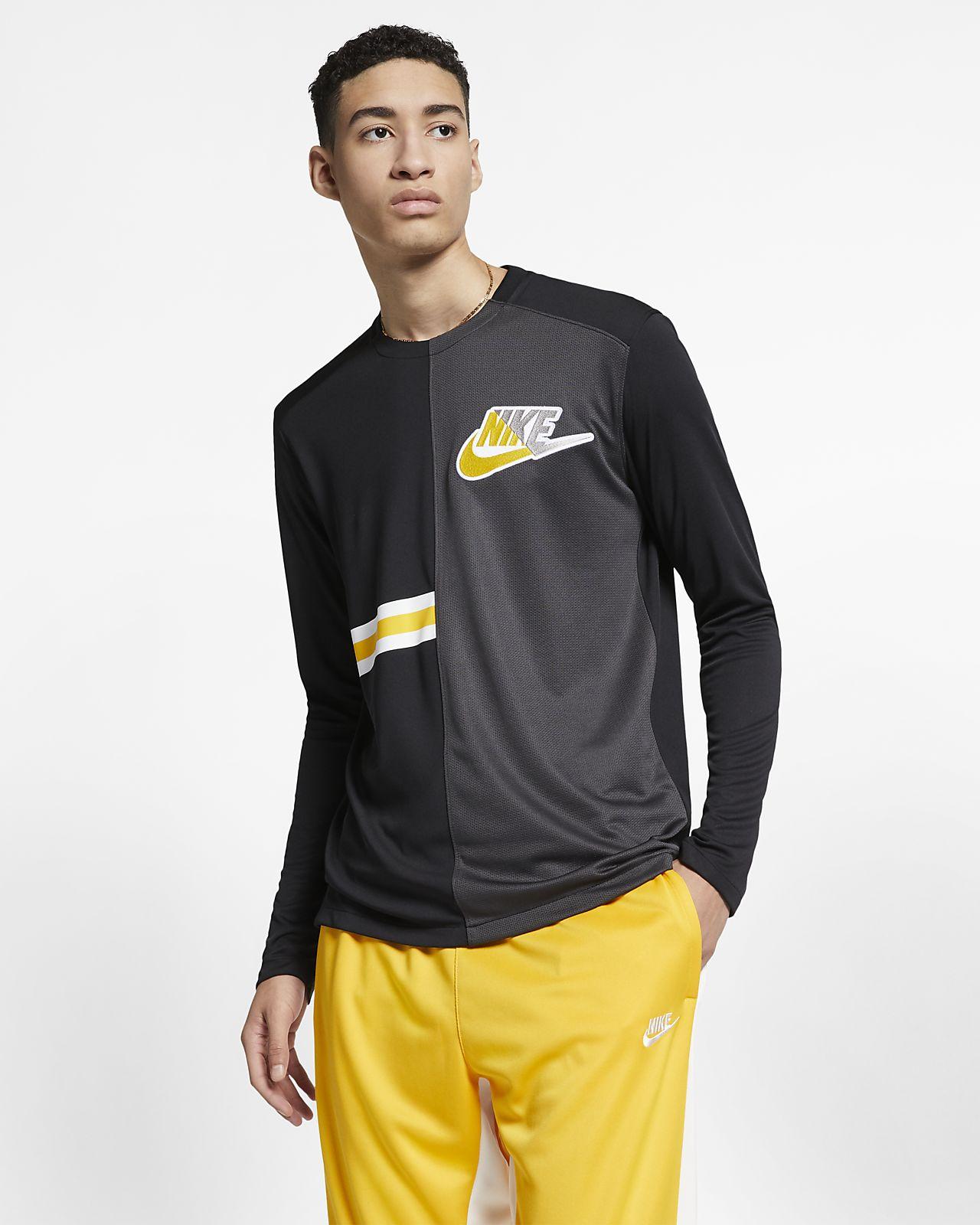 best sneakers 9962f 40c8d ... Långärmad t-shirt Nike Sportswear för män